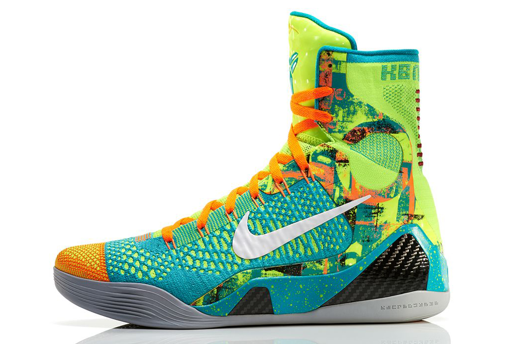 nike kobe 9 elite influence