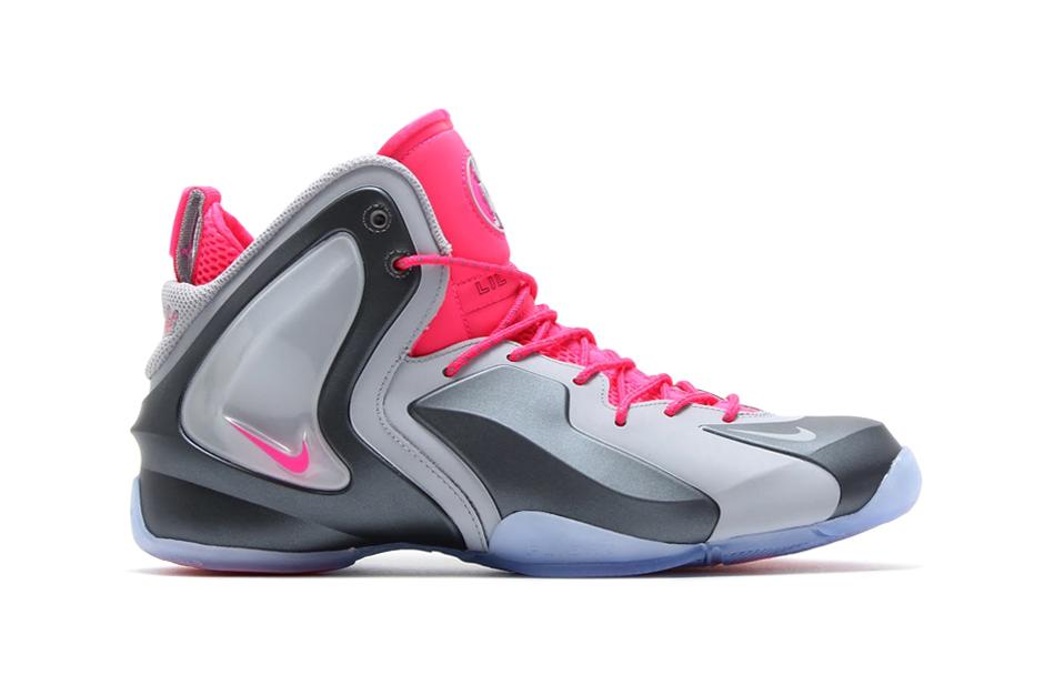 "Nike Lil Penny Posite ""Hyper Jade"" & ""Hyper Pink"""