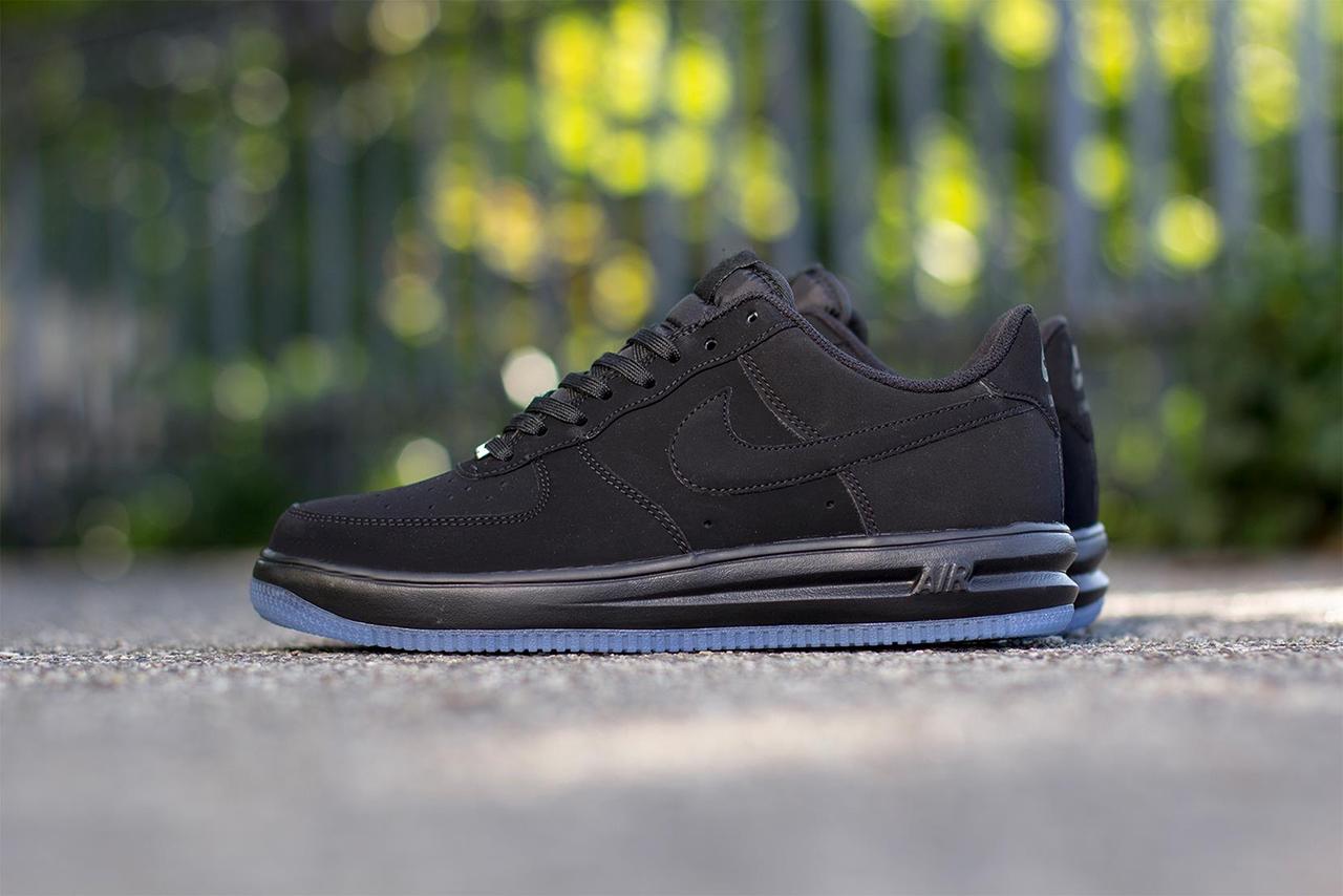 Nike Lunar Force 1 '14 Black