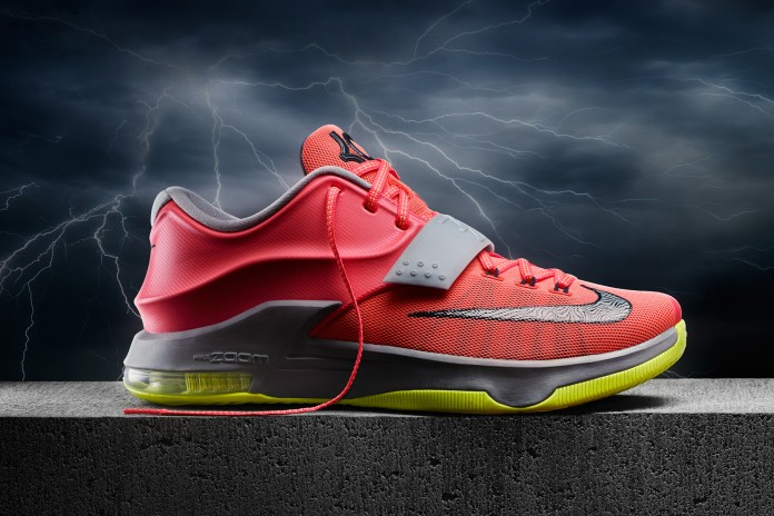Nike Officially Debuts the KD7
