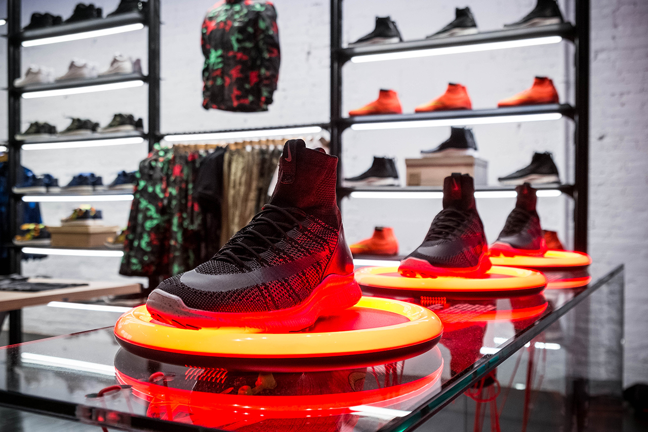 Nike Presents a New Retail Experience with NikeLab