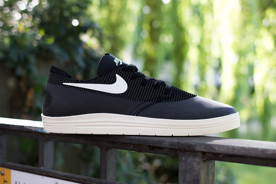 Nike SB Lunar One Shot Black/Off-White