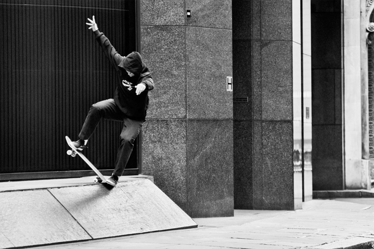 Nike SB UK Welcomes Casper Brooker