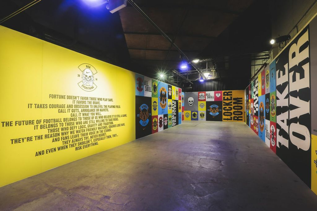 Nike Soccer Launches Hall of Phenomenal in New York