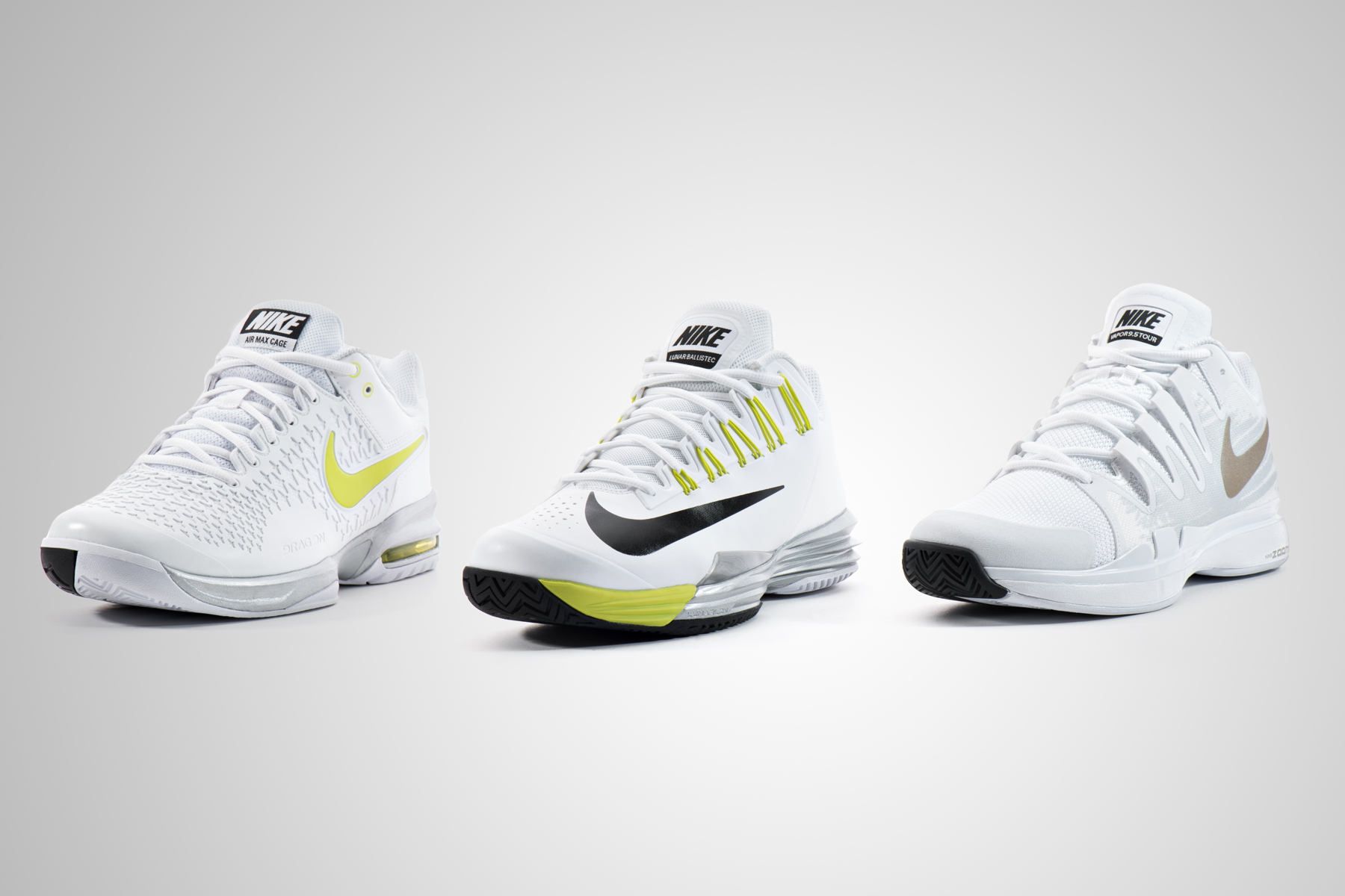 Nike Tennis 2014 Wimbledon Footwear Collection