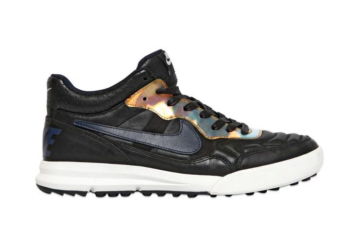Nike Tiempo '94 Lunar Mid Black/Gold