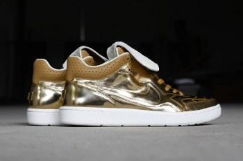 "Nike Tiempo 94 Mid SP ""Gold"""