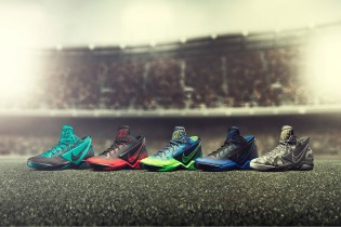 Nike Unveils the Zoom Field General Collection