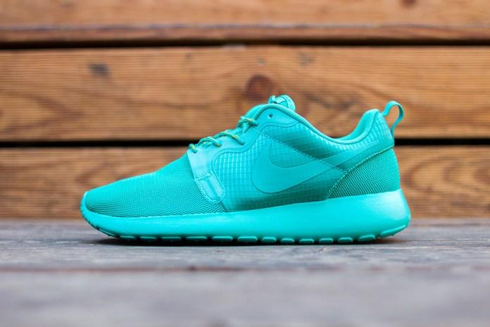 Nike WMNS Roshe Run HYP Turquoise Green