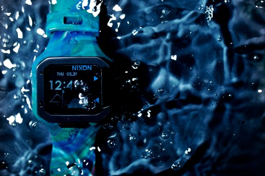 NIXON Marbelized Supertide