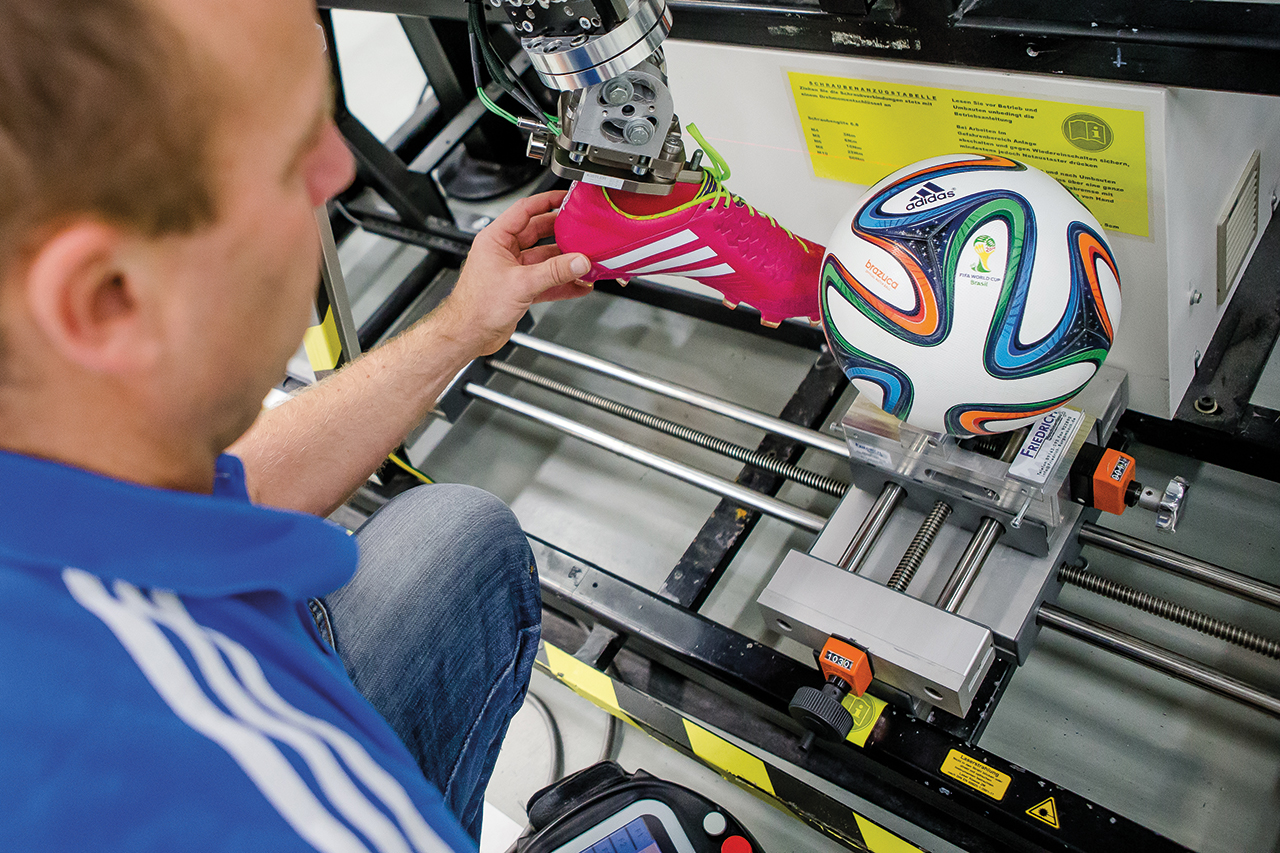 No Half Measures: How adidas is Gearing Up for the 2014 World Cup