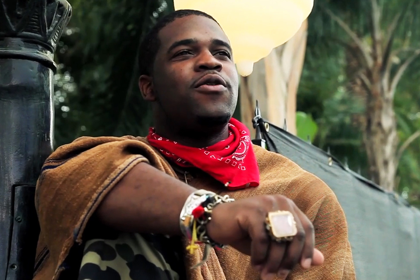 NOWNESS Presents A$AP Ferg: Wrinkled $ilks