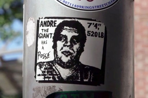 """Obey This Film"" Reveals the Story Behind Shepard Fairey's Andre the Giant"