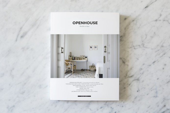 OPENHOUSE Magazine