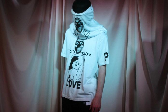 "PAM ""Acid Poem"" T-Shirt Collection"