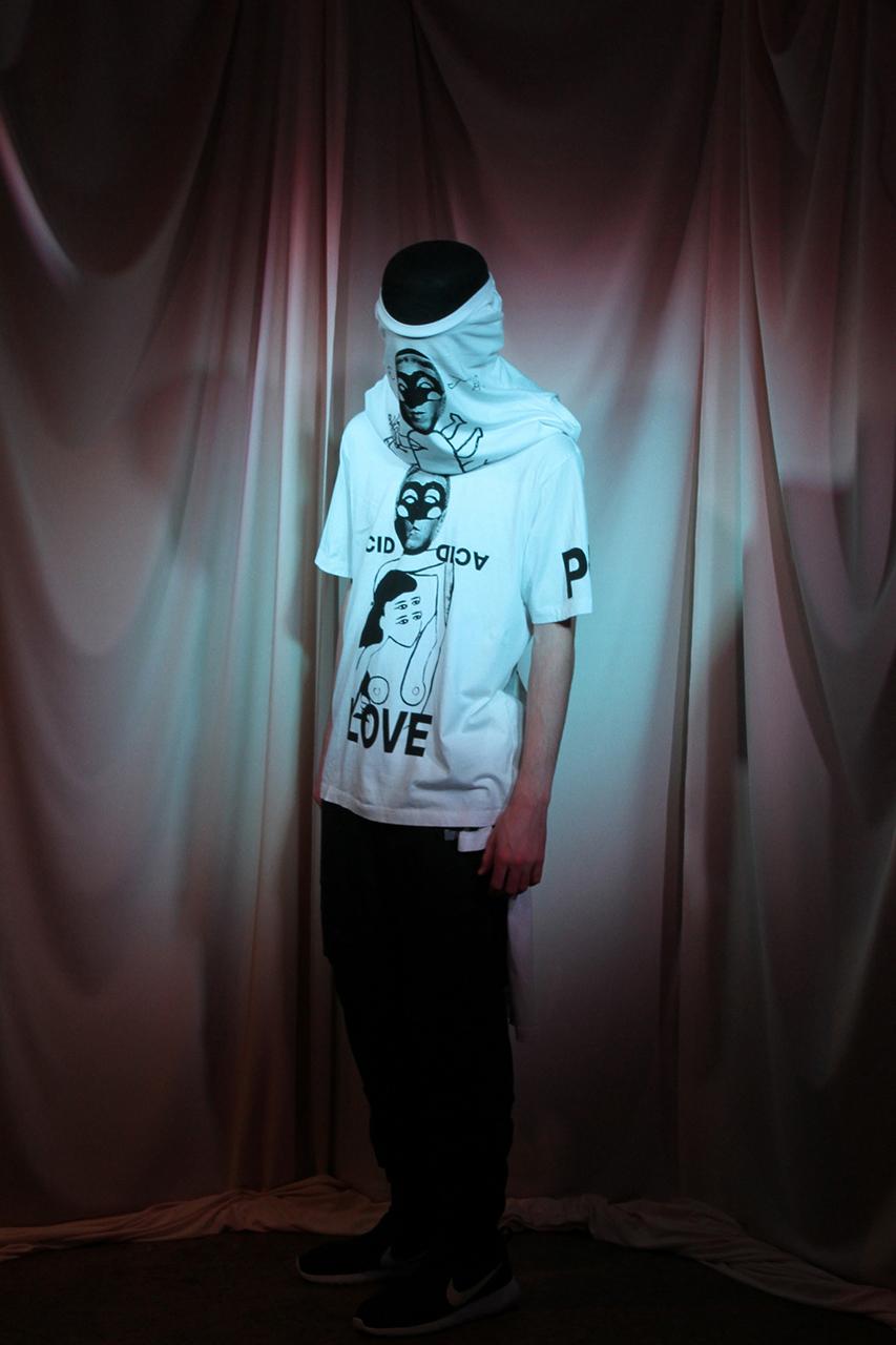 pam acid poem t shirt collection