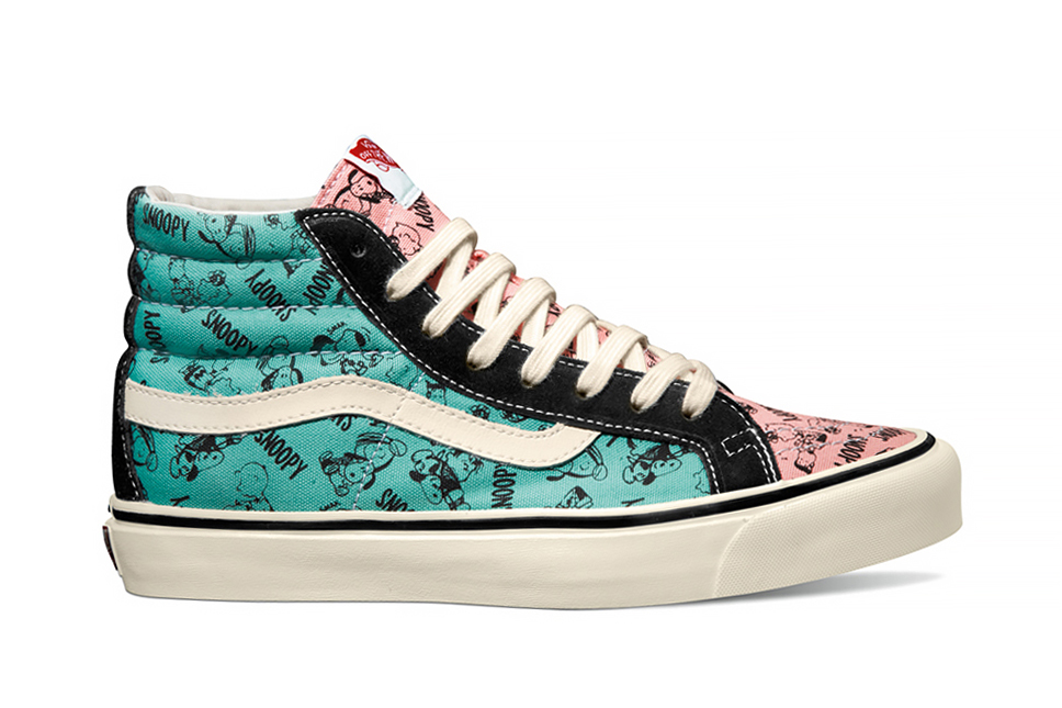 Peanuts x Vault by Vans 2014 Summer Collection