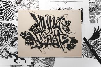 Pen & Paper: Sam Parker