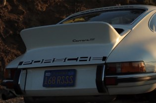 Petrolicious Highlights the 1973 Porsche 2.7 Carrera RS - A Race Car for the Street
