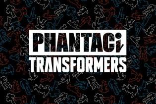 PHANTACi x Transformers Teaser