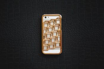 "Pierre Hardy x Case Scenario ""Blitz Tech"" Edition iPhone 5/5s Case"
