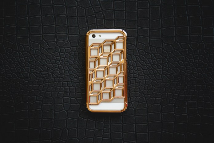 "Pierre Hardy x Case Scenario ""Blitz Tech"" Edition iPhone 5/5s Case"
