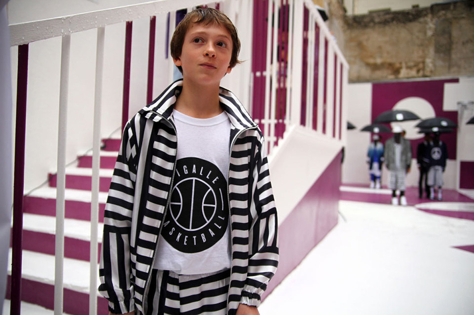 Pigalle Unveils Basketball Collection featuring New Nike Air Raid