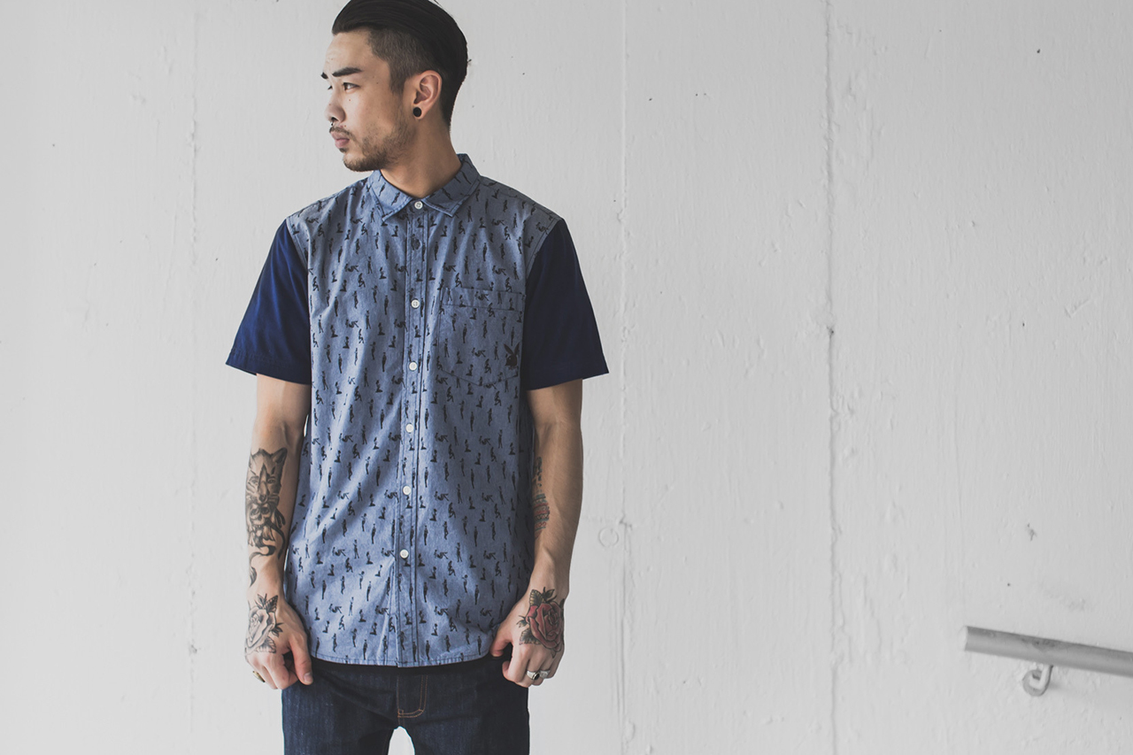 Playboy x izzue 2014 Spring/Summer 60th Anniversary Collection