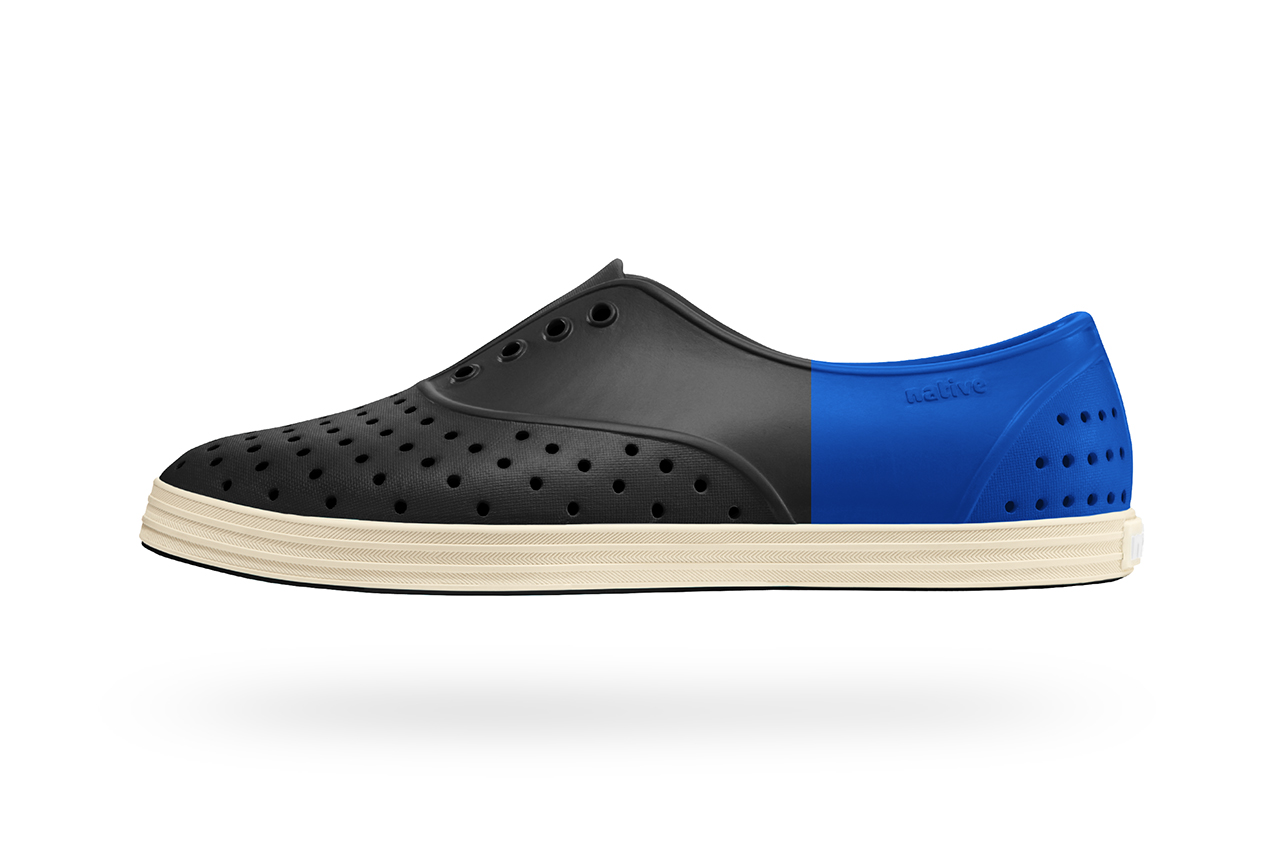 PLEATS PLEASE ISSEY MIYAKE x Native Shoes 2014 Summer Collection
