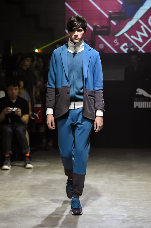 PUMA Select 2014 Fall/Winter Collection