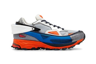 Raf Simons x adidas 2014 Fall/Winter Response Trail 2