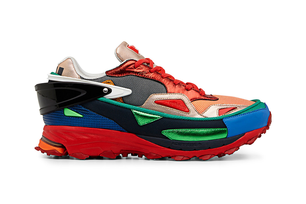 raf simons x adidas 2014 fall winter response trail 2