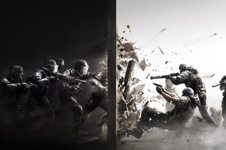 Rainbow Six: Siege E3 Gameplay Trailer