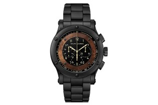 Ralph Lauren 45 MM Ceramic Automotive Watch