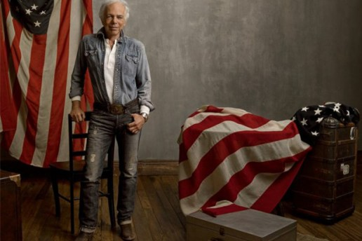 Ralph Lauren Receives the Smithsonian's James Smithson Bicentennial Medal