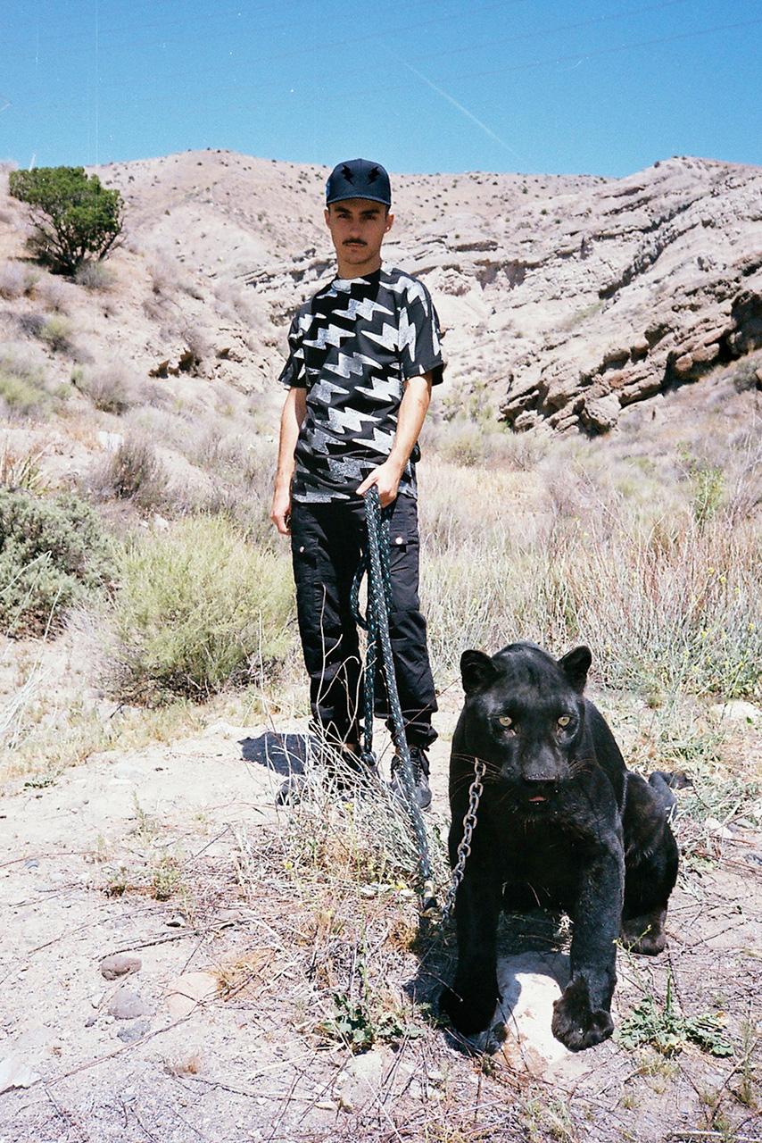 Rare Panther© ACT 002 Lookbook
