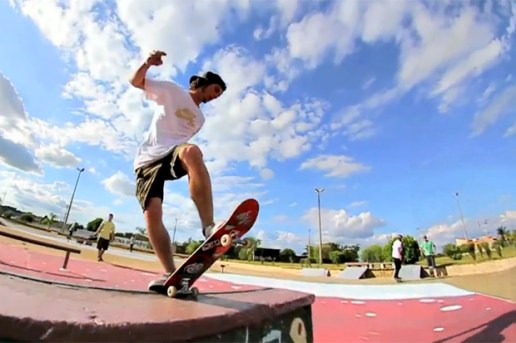 Red Bull Presents 'Jart in Deepest Brazil' Part 1