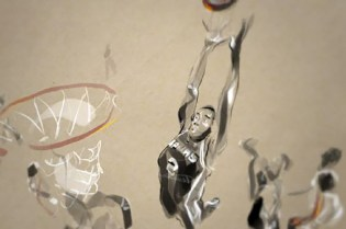 Richard Swarbrick Animates The 2014 NBA Finals