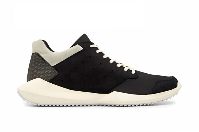 Rick Owens for adidas 2014 Spring/Summer Tech Runner