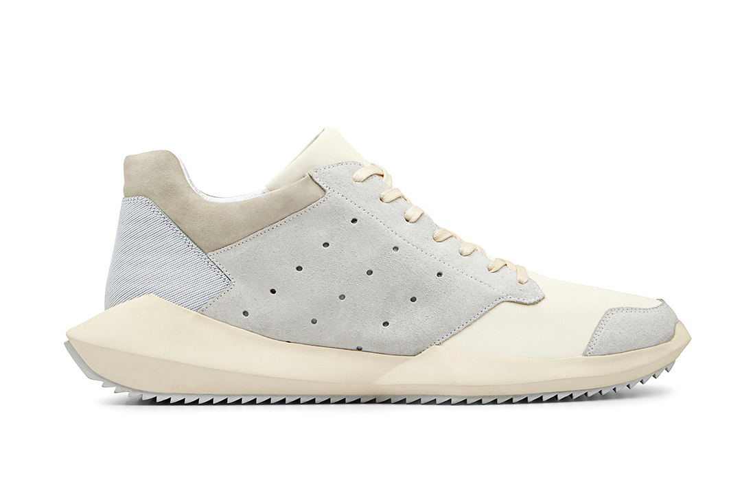 rick owens for adidas 2014 spring summer tech runner
