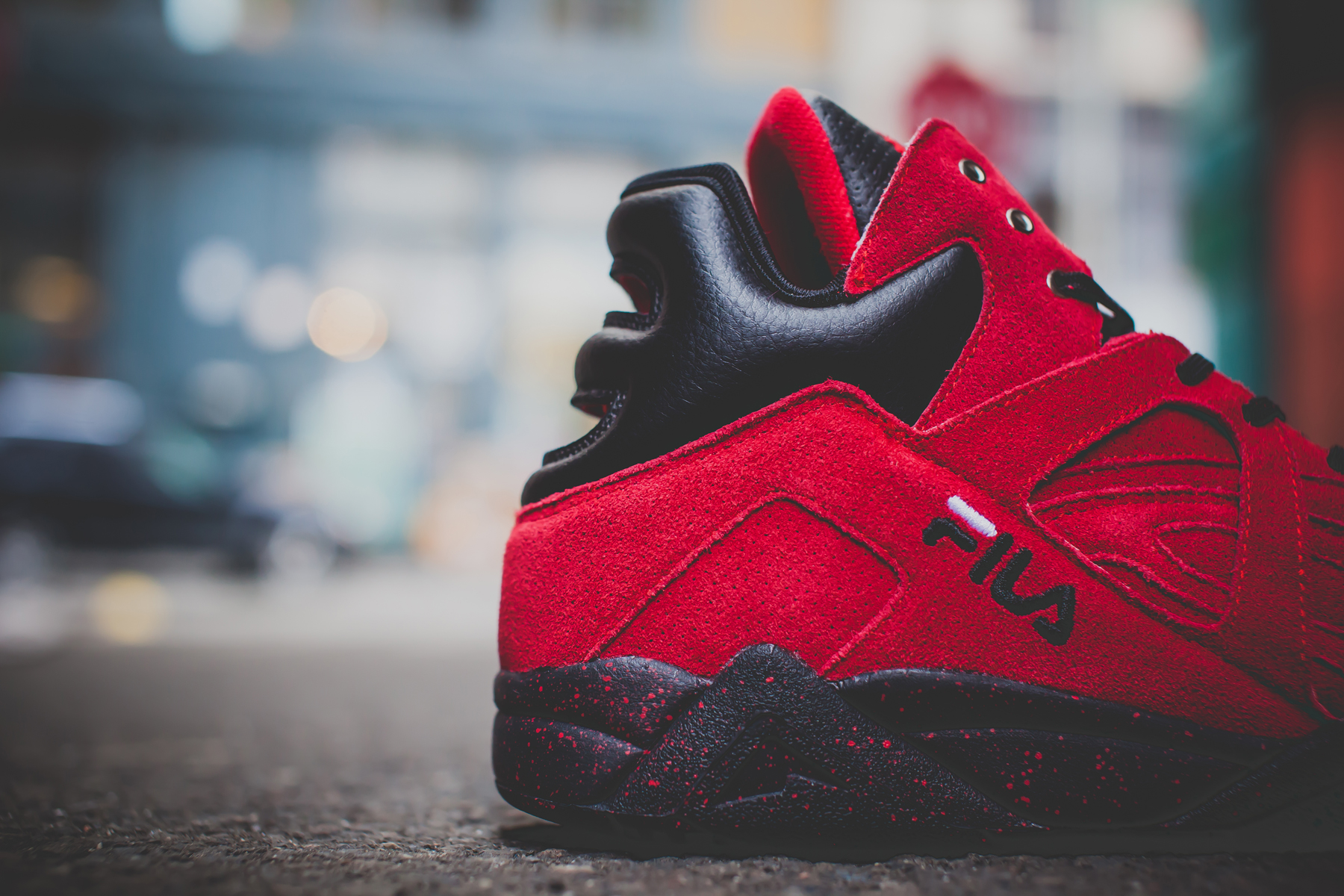 rise x fila cage new york is for lovers collaboration