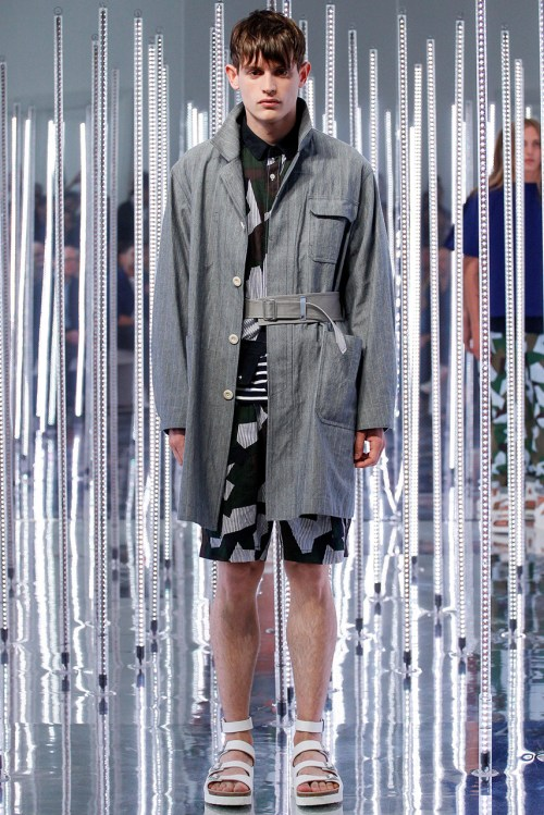 sacai 2015 Spring/Summer Collection