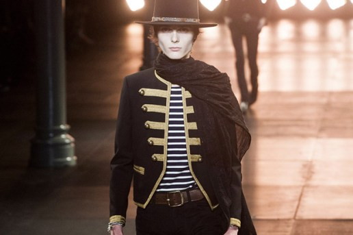 Saint Laurent 2015 Spring/Summer Collection