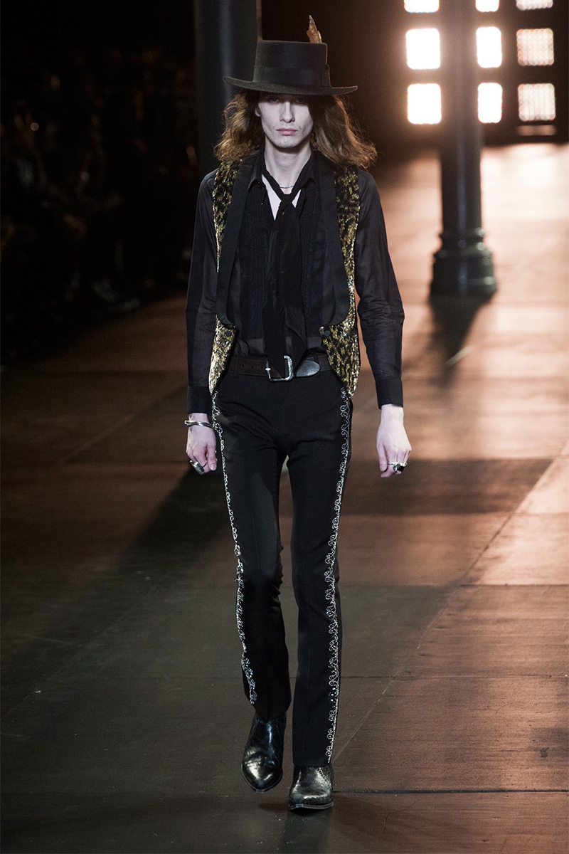 saint laurent 2015 spring summer collection