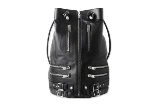 Saint Laurent Riders Zip Bag