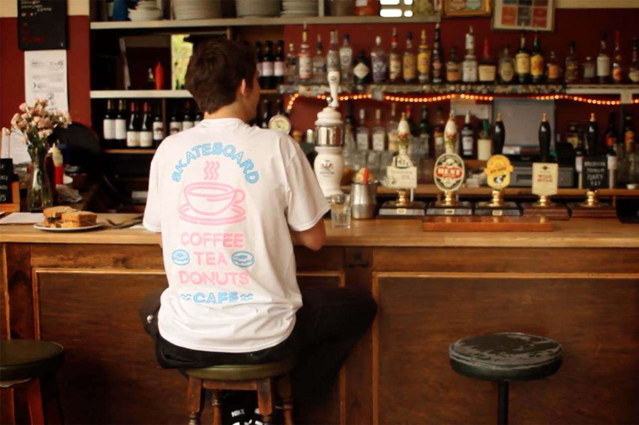 Skateboard Cafe 2014 Spring/Summer Video