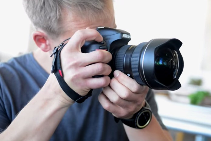 "Innovative ""Slide"" Camera Strap by Peak Design"
