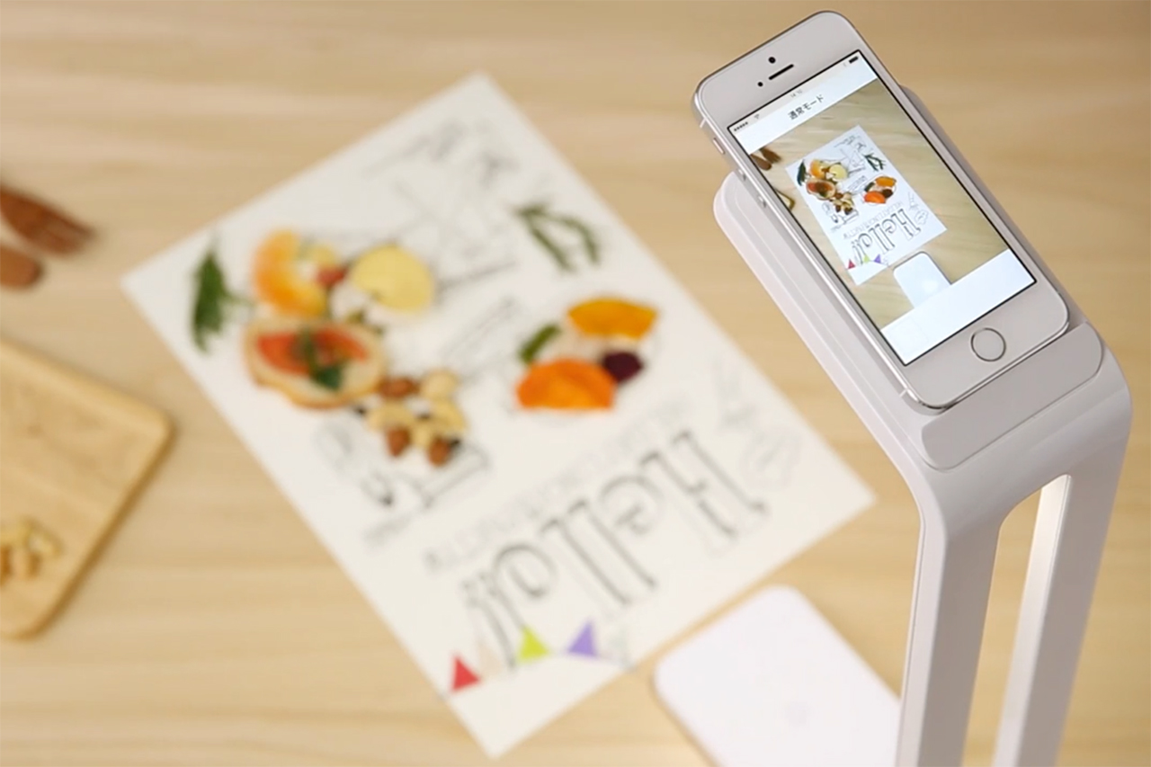 SnapLite Turns Your Phone Into a Full Scanner