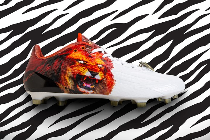 Snoop Lion x adidas adizero 5-Star Cleat