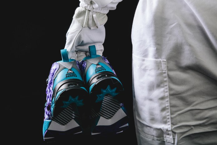 "Social Status x Reebok Instapump Fury 20th Anniversary ""Hornets"" Preview"